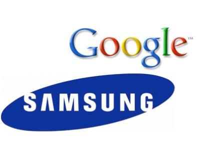 google-samsung-logo