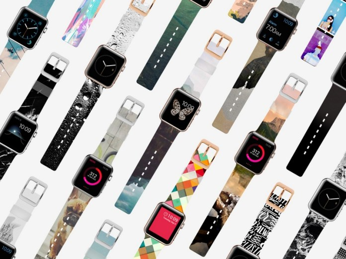 Casetify-customizable-Apple-Watch-Band