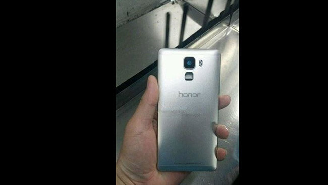 Huawei Honor 7 leak