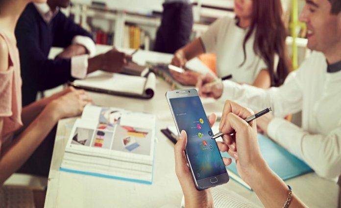 Galaxy Note 5 S-Pen