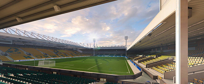 Carrow Road (Norwich City, Barclays Premier League) (2)