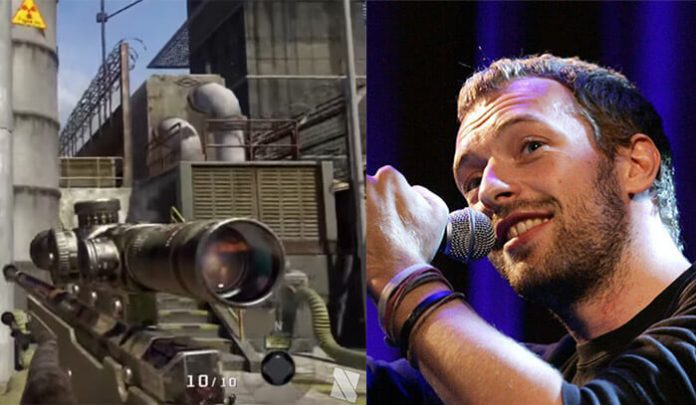 ColdPlay COD