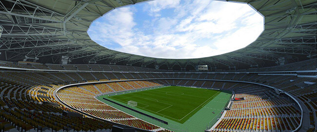 King Abdullah Sports City (Al-Ittihad & Al-Ahli, Saudi Abdul Latif Jameel League) (1)