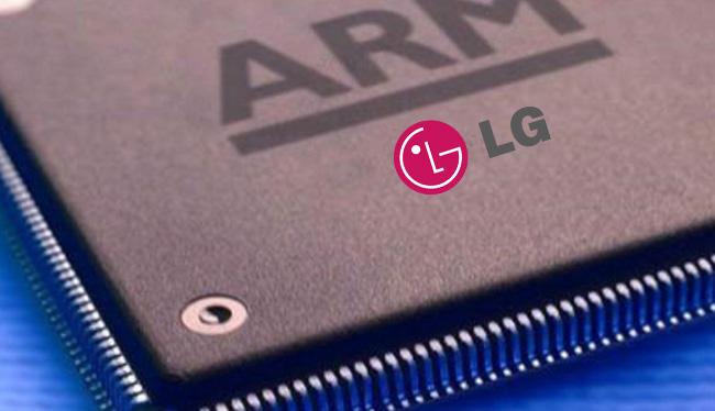 Processador LG