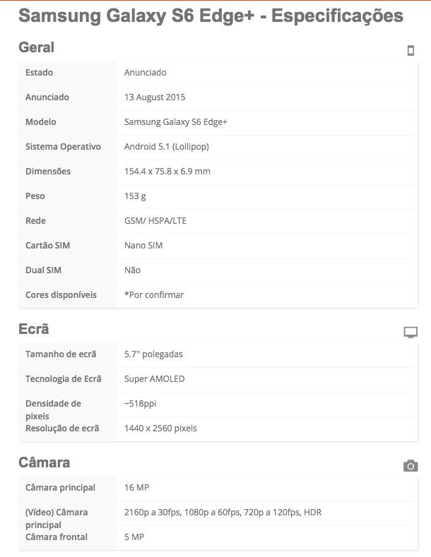 Galaxy S6 Edge plus 2