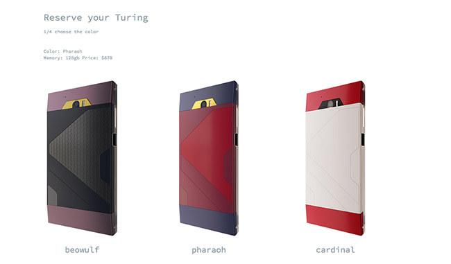 Turing Phone