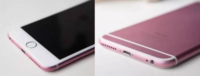 iPhone 6s rosa 1