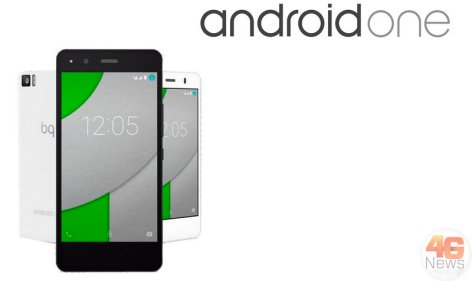 BQ Android One BQ A4.5