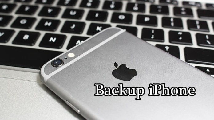 Backup iPhone  (1)