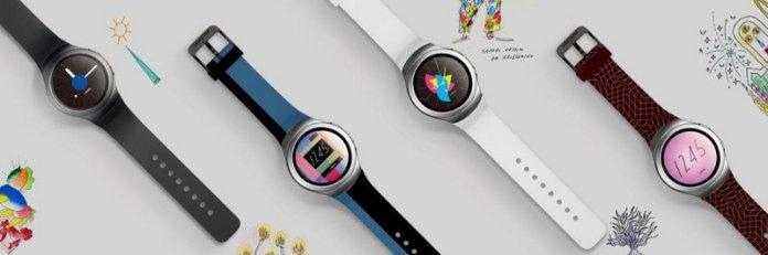 Samsung Gear S2_Alessandro Mendini