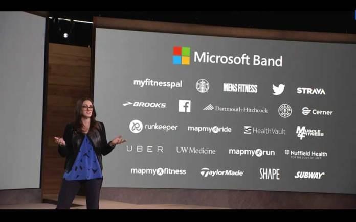 Microsoft Band 2 - 30