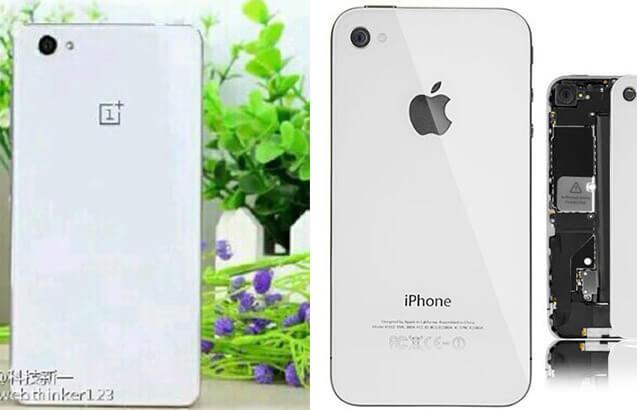 Oneplus iPhone