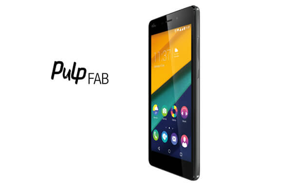 Wiko Pulp fab
