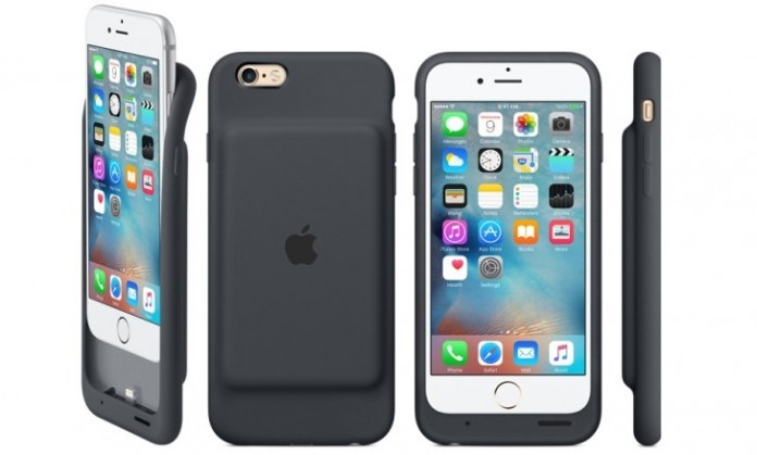 Apple smart battery case 4gnews