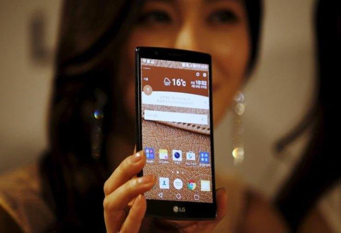 LG smartphone 4gnews