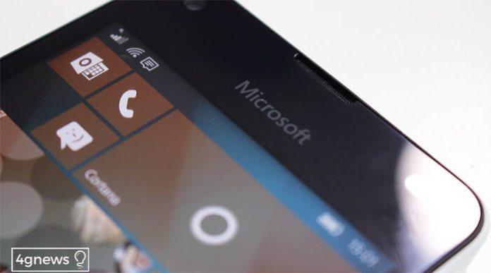 microsoft Lumia 550 4gn 1