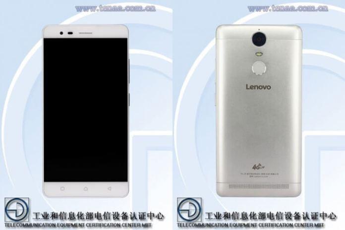 Lenovo K5 Note tenaa