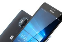 Nokia Lumia 950 Windows 10