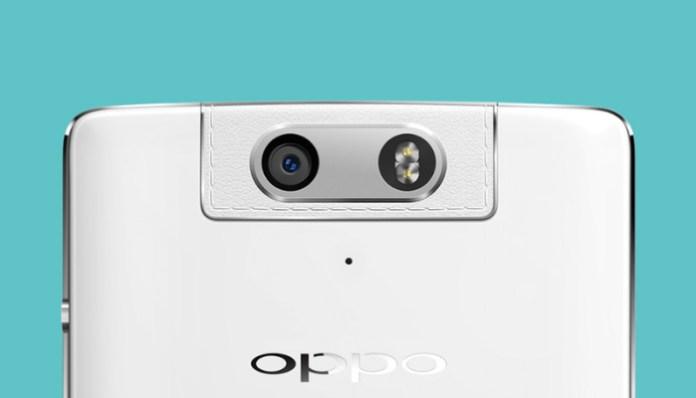 Oppo N3 câmara rotativa