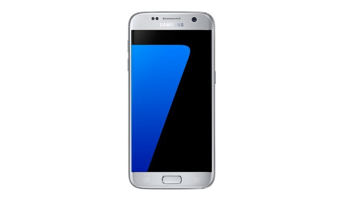 Galaxy S7 silver