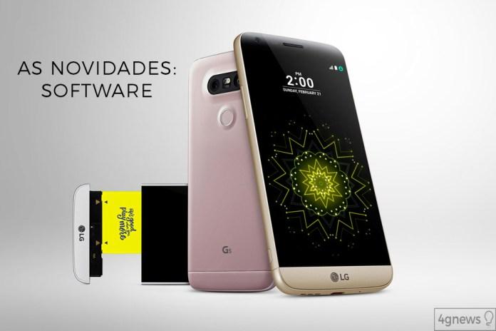 LG G5 Software