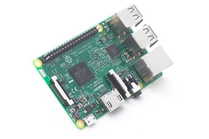 Raspberry pi 3 model B - 4gnews.pt