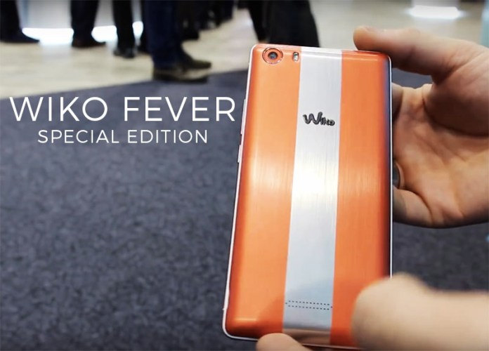 Wiko Fever se thumb