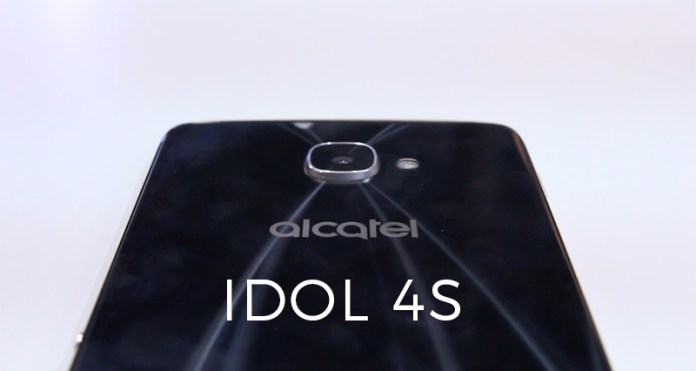 alcatel idol 4s