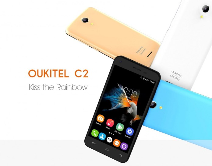 oukitel c2 1