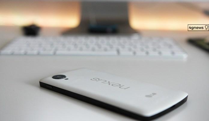 Nexus 5 4gnews