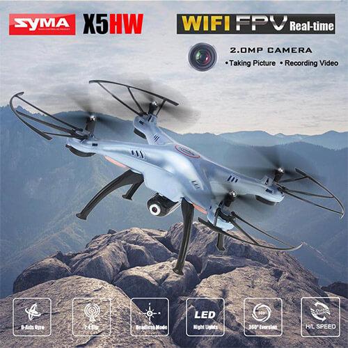 SYMA X5HW quadcopter 4