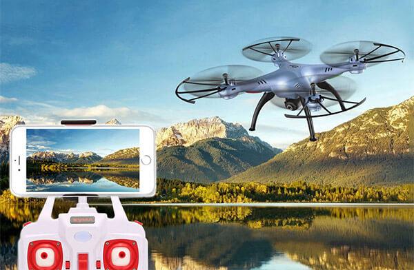 SYMA X5HW quadcopter 5