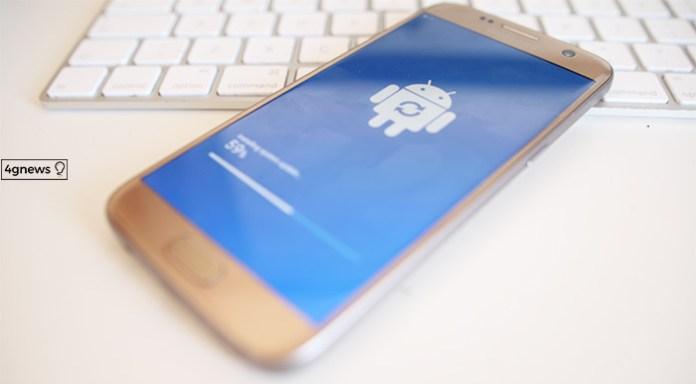 Samsung Galaxy S7 atualização 4gnews