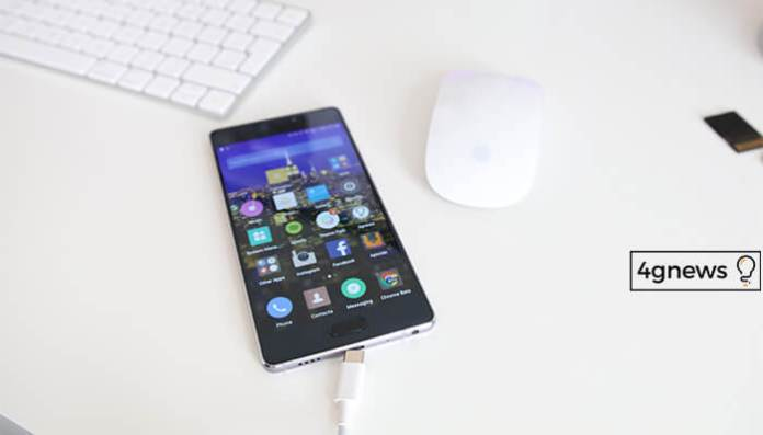 GIONEE S8 4GNEWS USB TYPE-C