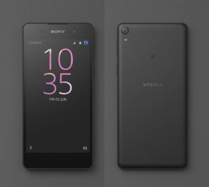 Sony Xperia E5 1