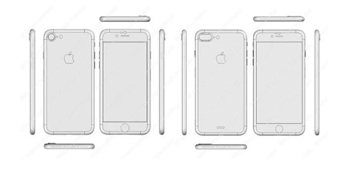 iPhone 7 CAD