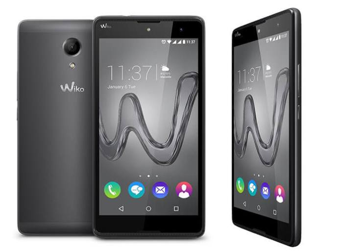 wiko Robby 2
