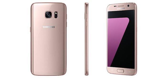 Galaxy S7 Pink