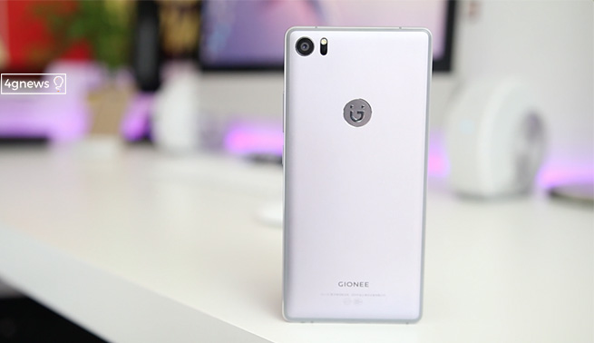 Gionee S8 4gnews 6