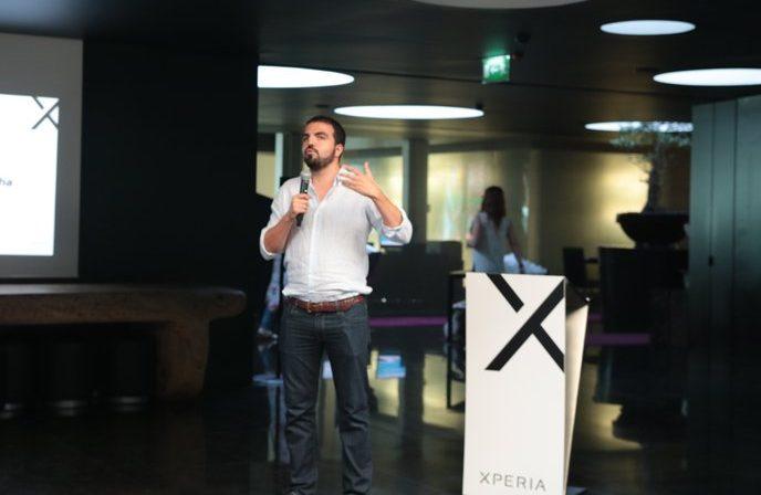 Salvador Martinha é o novo embaixador da Sony