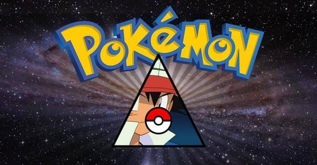 Pokemon iluminati