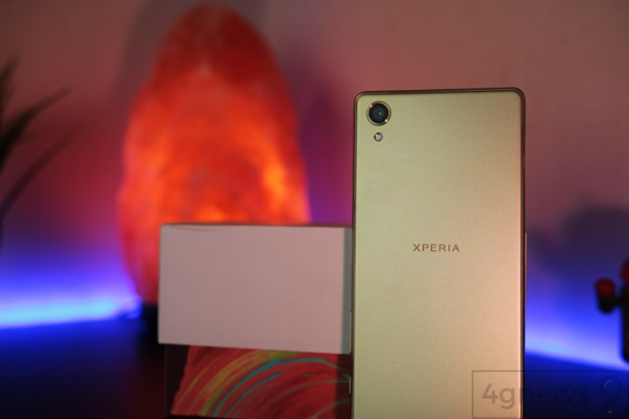 Sony Xperia X 4gnews 44