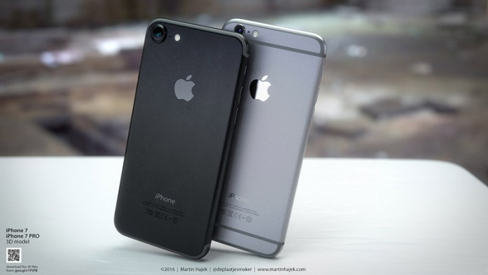 iPhone 7 render 5