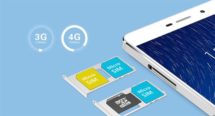 Elephone P9000 Lite 2
