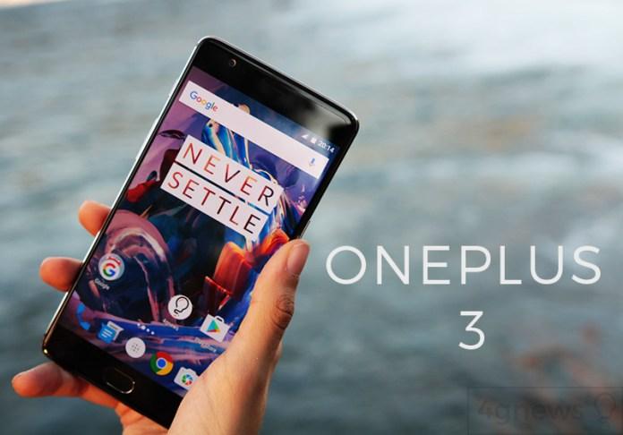 OnePlus 3 Thumbnail