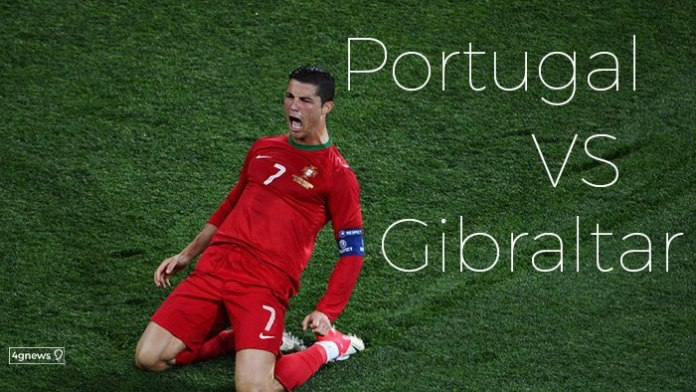Portugal vs Gibraltar