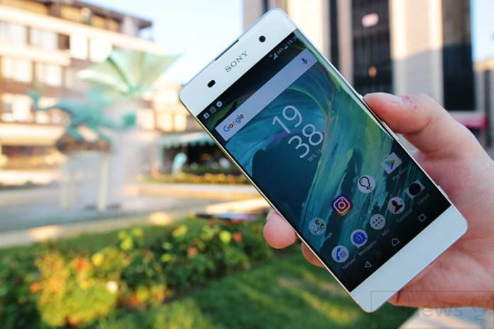 Sony Xperia XA 4gnews18