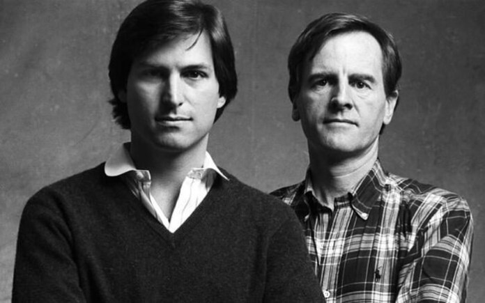 Steve Jobs John Sculley (1)
