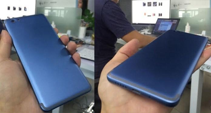 Vernee Mars azul 1