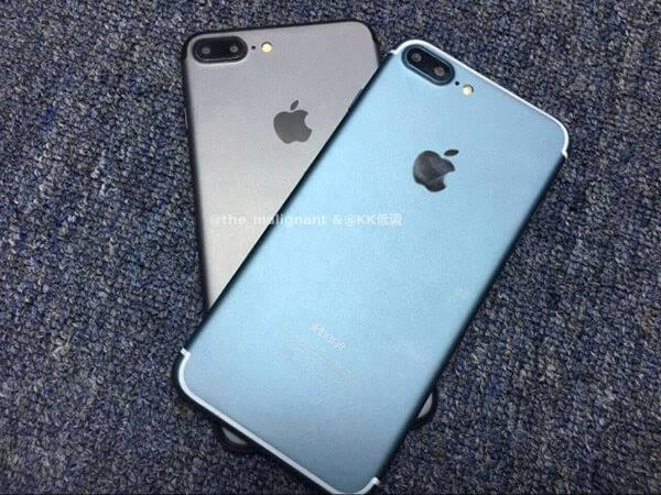 iPhone 7 Plus iPhone 7 leak 6